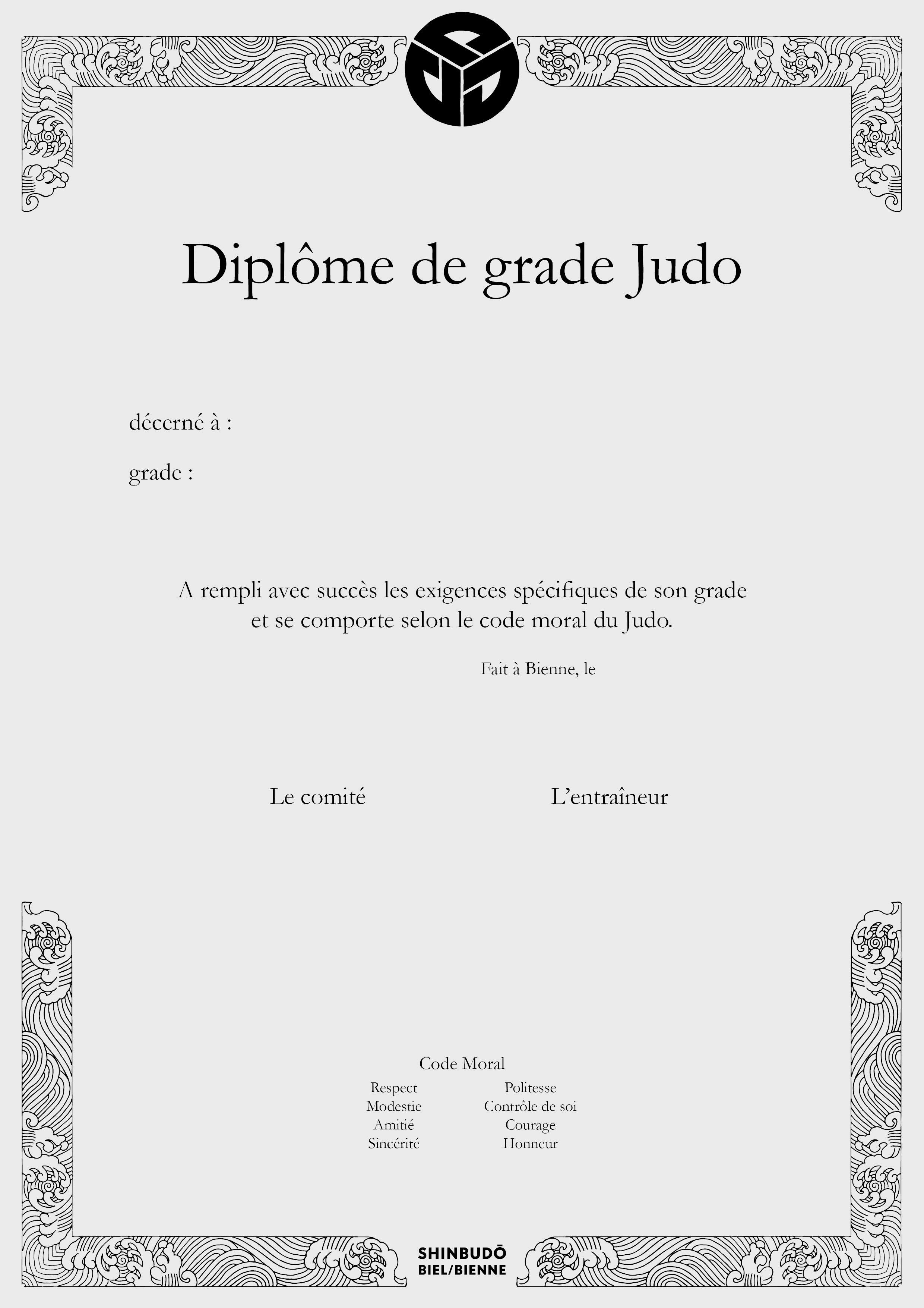 Nadia de Donno shinbudo