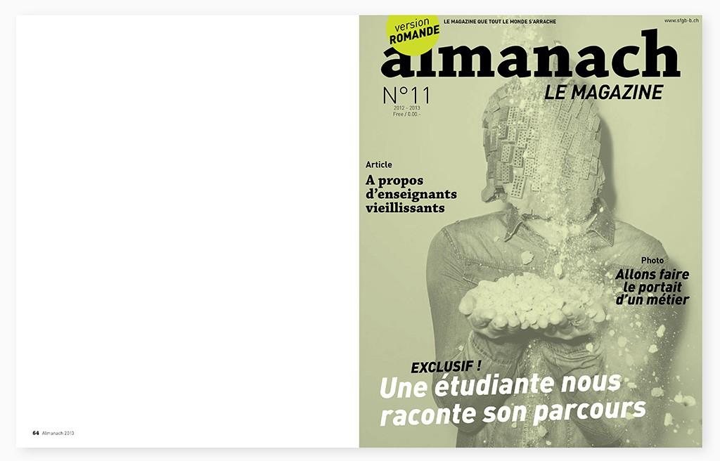 Nadia de Donno almanach