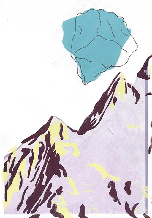 Nadia de Donno montagnes