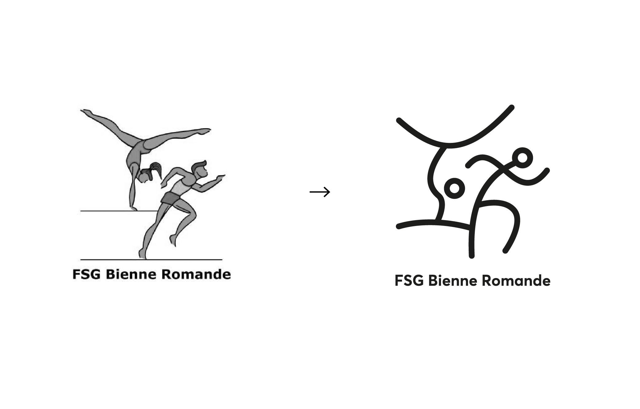Nadia de Donno FSG Bienne Romande