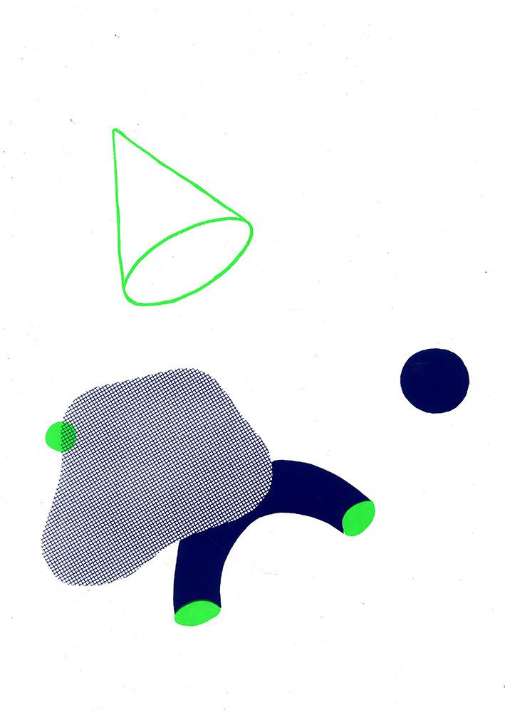 Nadia de Donno abstraction