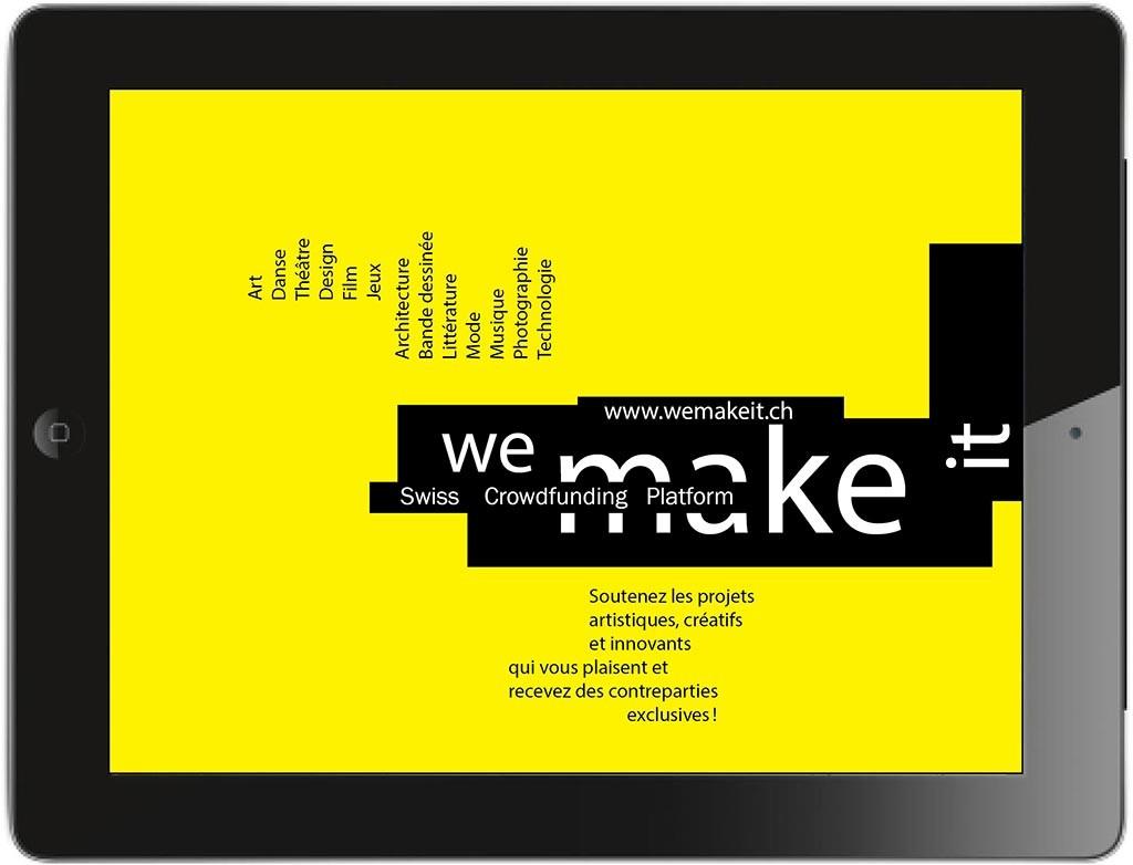 Nadia de Donno we make it